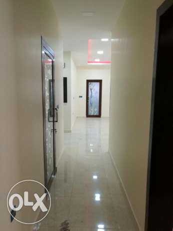Brand new semi furnished flat for rent