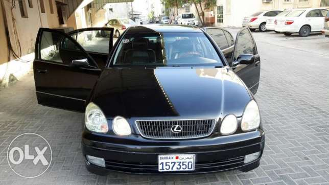 I have (Lexus GS 400) Model 2000 Car. الرفاع‎ -  6