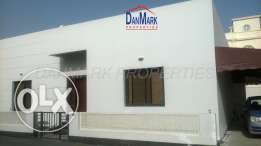 SAAR 3 BR Semi furnished single storey Villa with Pvt.Pool for rent