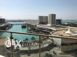 Sea view in Amwaj 2 BR