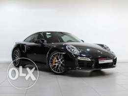 """Porsche 911 Turbo S 2014MY """"Approved"""""""