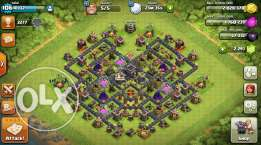 Clash of clans acc for sell