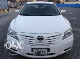 For Sale 2009 Toyota Camry GLX Single Owner Bahrain Agency