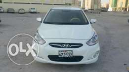 For sale hyundai accent 2014 middle option accident free