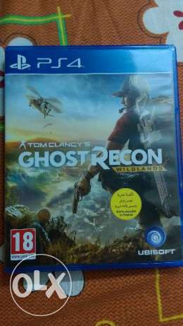 Tom Clancy Ghostrecon wildlands