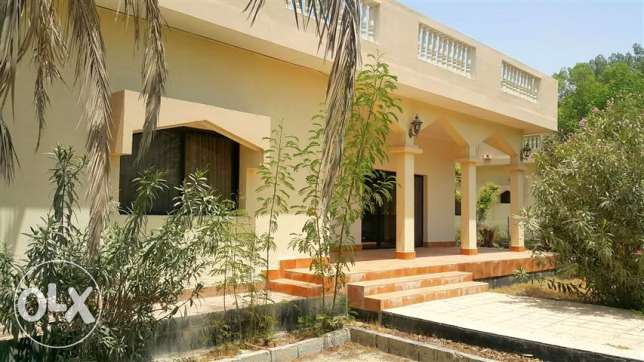SRA45 3br fully or semi furnished villa with private pool Only BD 750/