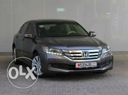 Honda Accord 4DR 2.4L LXi-B  2015 Brown For Sale