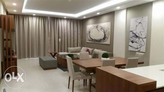 A Perfect 2 Br Modern Furnished Flat For Rent (Ref No:11AJZ)