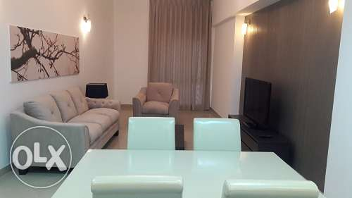 1 bedroom modern apmt in amwaj for BD. 450/- Inc
