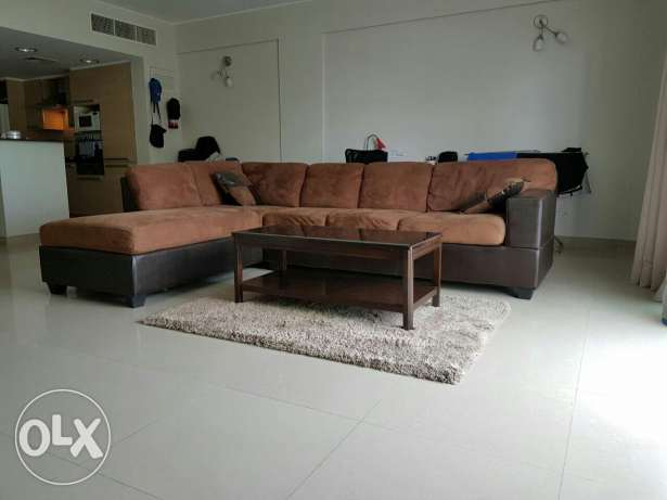 Available now in Amwaj Tala 1 bedroom fully furnished apartment