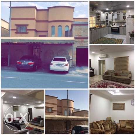 house for sale in Hamad Town 170,000 BHD and Negotiable