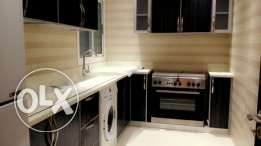 inclusive 2 bedroom semi furnished apartment in new hidd/