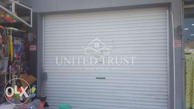 For rent a shop in Sanad Ref : SAN-AH-001