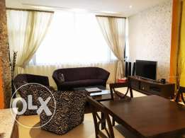 Blissfull Ready 1 Bedroom Furnished Flat for rent in Juffair