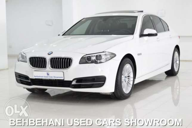 BMW 520i 2014 for sale in Bahrain