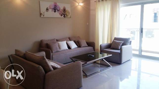Beautiful Furnished 2 Bedrooms apartment with balcony