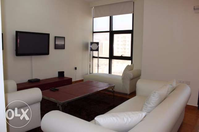 family flat for rent 3 bedroom fully furnished in Juffair