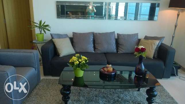 LUXURIOUS, 1 BR, Fully Furnished Apartment, SEA VIEW