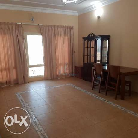 Furnished spacious two bedroom apartments العدلية -  2