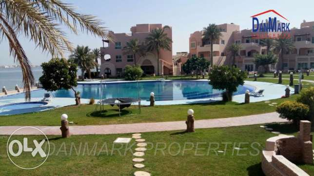 TUBLI 4 BR Fully Compound Villa with Private Garden for rent 1000 INCL