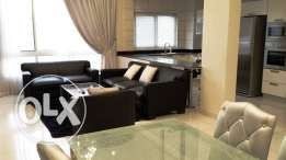 Beautiful Spacious Apartment at Adliya: Quite Area:Pool,Gym,Net, TONY