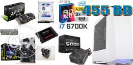 455 Pc-Follow us on insgram for the best gaming pc offers cusom_pc_bh