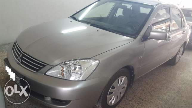 Mitsubishi Lancer 2014 (silver) for sale