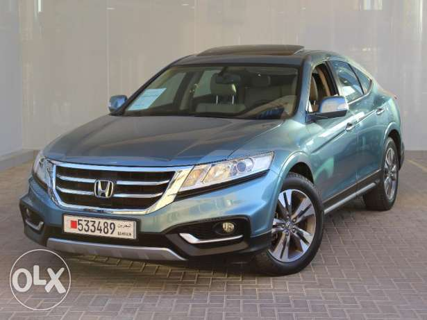 Honda Crosstour 2013 Blue For Sale