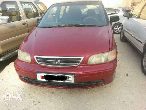 For sale Honda odyssey 1999 in perfect clean condition