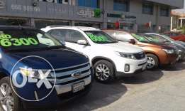 Fleet available for sale (model 2014)