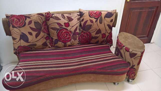 Very Stylish Sofa Set 3+3+1 for Sale... Expat Leaving