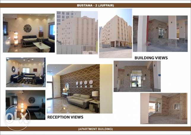 Fully furnished flat for rent in Jufair