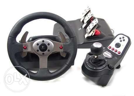 For sale logitech steering wheel G25 Last Call