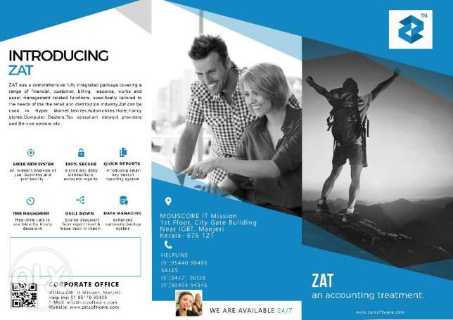 ZAT- Billing Software with Accounting Purpose for Low Budgets(KERALA) بو رحامه -  3