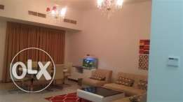 Spacious 2 bed fully furnished apartment in saar