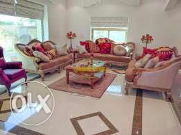 5 Bedroom fully furnished villa for rent - all inclusive