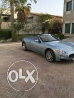 Maserati GranCabrio, Excellent Condition,reduced price for urgent sale