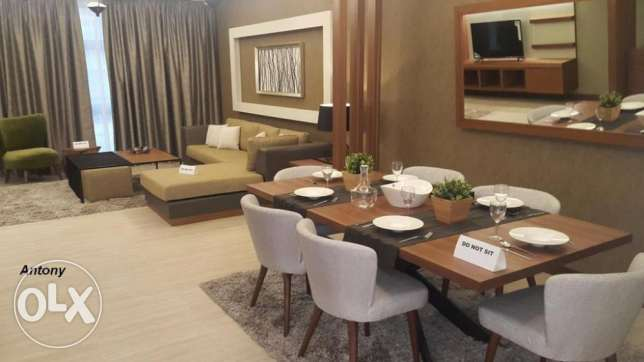 Brand New, Modernly Furnished Apartments( 1BR 500, 2BR 650 & 3BR 750)