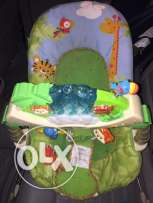 Infant Bouncer & Toddler Graco Car Seat