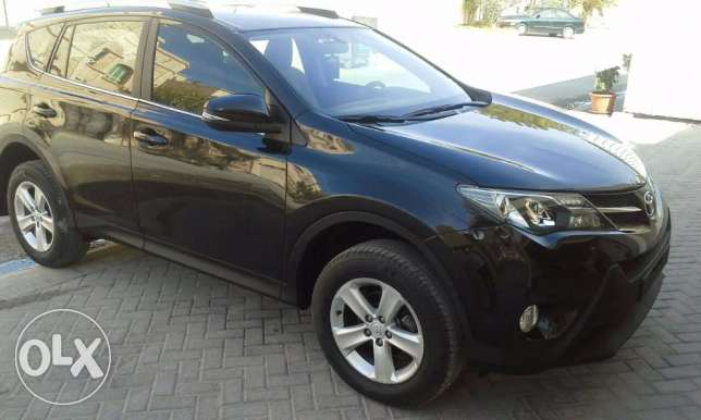 Toyota RAV4 2014 millage only 58000km. excellent condition.