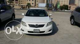 Toyota corolla model 2008 urgent sale