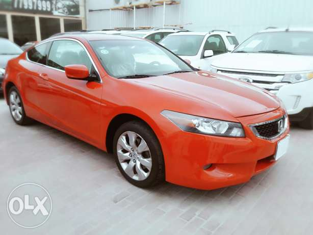 Honda Accord Coupe 2010 model for sale