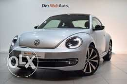 Volkswagen Approved Beetle SEL-MY 2015