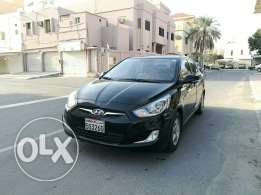 Hyundai Accent 2015 Full Agent Maintained Expat Owner Under warranty