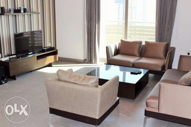 2 bedroom apartment f-furnished in Juffair
