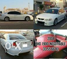 Chevrolet Lumina SS 2004 full option in mint condtion