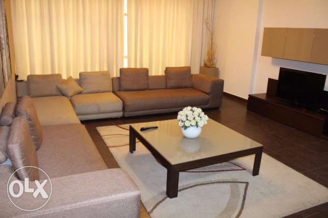 Family apartment with 2 bedroom fully furnished in Juffair