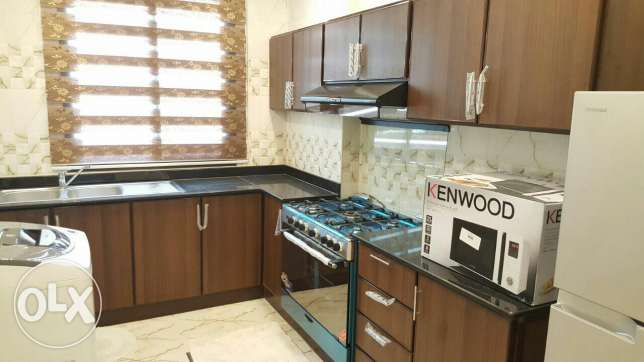 New Hidd// Spacious 3 BHK apart Brand new