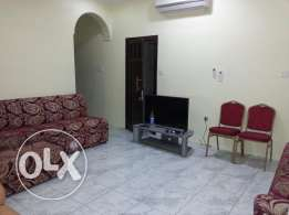 2 Bedroom Semi-furnished Flat, Including Electricity and Water