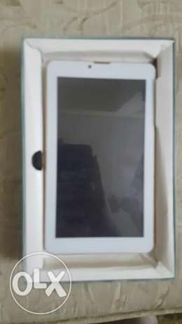 Brand new dual sim tablet